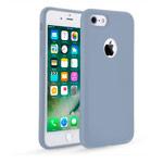 Чехол Seedoo Delight case для Apple iPhone 8 (голубой, силиконовый)