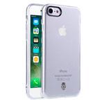 Чехол Seedoo Grace case для Apple iPhone 8 (прозрачный, гелевый)
