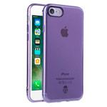 Чехол Seedoo Grace case для Apple iPhone 8 (фиолетовый, гелевый)