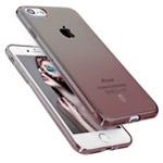 Чехол Seedoo Dazzle case для Apple iPhone 8 (фиолетовый, пластиковый)