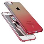 Чехол Seedoo Dazzle case для Apple iPhone 8 (розовый, пластиковый)