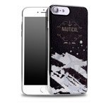 Чехол Seedoo Navigate case для Apple iPhone 8 (черный, гелевый)
