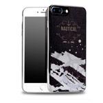 Чехол Seedoo Navigate case для Apple iPhone 8 plus (черный, гелевый)