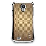 Чехол Navjack Matrix Series case для Samsung Galaxy S4 i9500 (золотистый, пластиковый)