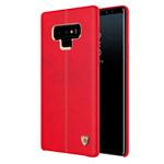 Чехол Nillkin Englon Leather Cover для Samsung Galaxy Note 9 (красный, кожаный)