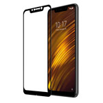 Защитное стекло Nillkin 3D CP+ MAX Glass Protector для Xiaomi Pocophone F1 (черное)