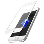 Защитное стекло SeeDoo Full Coverage для Apple iPhone 8 plus (белое)