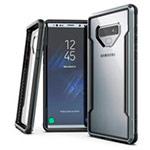 Чехол X-doria Defense Shield для Samsung Galaxy Note 9 (черный, маталлический)