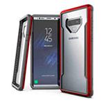Чехол X-doria Defense Shield для Samsung Galaxy Note 9 (красный, маталлический)