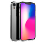 Чехол Yotrix UltrathinCase для Apple iPhone XR (прозрачный, гелевый)
