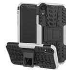 Чехол Yotrix Shockproof case для Apple iPhone XR (белый, пластиковый)