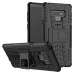 Чехол Yotrix Shockproof case для Samsung Galaxy Note 9 (черный, пластиковый)