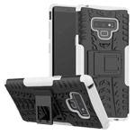 Чехол Yotrix Shockproof case для Samsung Galaxy Note 9 (белый, пластиковый)