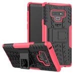 Чехол Yotrix Shockproof case для Samsung Galaxy Note 9 (розовый, пластиковый)
