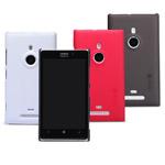 Чехол Nillkin Hard case для Nokia Lumia 925T (белый, пластиковый)