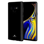 Чехол Mercury Goospery Jelly Case для Samsung Galaxy Note 9 (черный, гелевый)