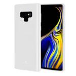Чехол Mercury Goospery Jelly Case для Samsung Galaxy Note 9 (белый, гелевый)