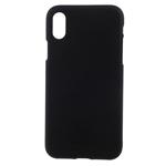 Чехол Mercury Goospery Soft Feeling для Apple iPhone XR (черный, силиконовый)