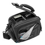 Чехол Capdase mKeeper Camera Shoulder Bag для фотоаппаратов (200 мм) (черный)
