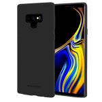 Чехол Mercury Goospery Soft Feeling для Samsung Galaxy Note 9 (черный, силиконовый)