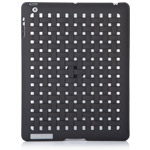 Чехол X-doria Smart Jacket Form case для Apple iPad 2/New iPad (черный, кожанный)