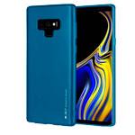 Чехол Mercury Goospery i-Jelly Case для Samsung Galaxy Note 9 (голубой, гелевый)