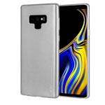 Чехол Mercury Goospery i-Jelly Case для Samsung Galaxy Note 9 (серебристый, гелевый)
