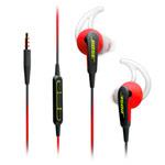 Наушники Bose SoundSport In-Ear универсальные (iOS, красные, микрофон)