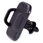Беспроводное зарядное устройство Synapse Car Charger C9 (черное, автомобильное, автозахват, Fast Charge, стандарт QI)