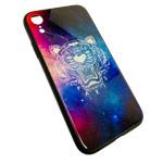 Чехол Synapse Glassy Case для Apple iPhone XR (Paris Tiger, гелевый/стеклянный)