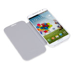 Чехол Seedoo Leather Folio для Samsung Galaxy S4 i9500 (белый, кожанный)