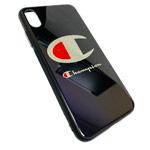 Чехол Synapse Glassy Case для Apple iPhone XS max (Champion, гелевый/стеклянный)