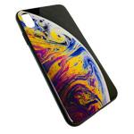 Чехол Synapse Glassy Case для Apple iPhone XS max (Bubble Four, гелевый/стеклянный)