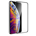 Защитное стекло Yotrix 3D Pro Glass Protector для Apple iPhone XS max (черное)