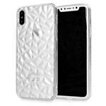 Чехол Yotrix DiamondCase для Apple iPhone XS (прозрачный, гелевый)