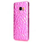 Чехол Yotrix DiamondCase для Samsung Galaxy S9 (розовый, гелевый)
