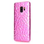 Чехол Yotrix DiamondCase для Samsung Galaxy S9 plus (розовый, гелевый)
