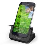 Dock-станция KiDiGi HDMI Cover-mate Cradle для Samsung Galaxy S4 i9500 (черная)