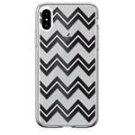 Чехол Devia Bowen для Apple iPhone XS max (черный, гелевый)