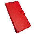 Чехол Devia Flip case для Samsung Galaxy Note 9 (красный, кожаный)
