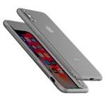 Чехол Devia Yosung Case для Apple iPhone XS (черный, гелевый/стеклянный)