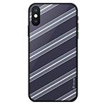 Чехол Devia Reno Case для Apple iPhone XS (голубой, гелевый)