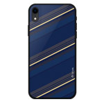 Чехол Devia Reno Case для Apple iPhone XR (синий, гелевый)