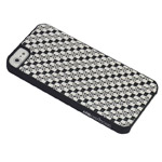 Чехол Discovery Buy Summer Sleeping Mat Case для Apple iPhone 5 (черный, тканевый)
