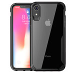Чехол Yotrix Shield для Apple iPhone XR (черный, гелевый)