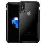 Чехол Yotrix Shield для Apple iPhone XS (черный, гелевый)