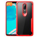 Чехол Yotrix Shield для OnePlus 6 (красный, гелевый)