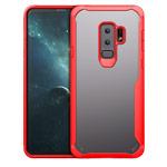 Чехол Yotrix Shield для Samsung Galaxy S9 plus (красный, гелевый)