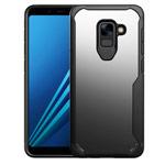 Чехол Yotrix Shield для Samsung Galaxy A6 2018 (черный, гелевый)