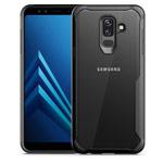 Чехол Yotrix Shield для Samsung Galaxy A6 plus 2018 (черный, гелевый)